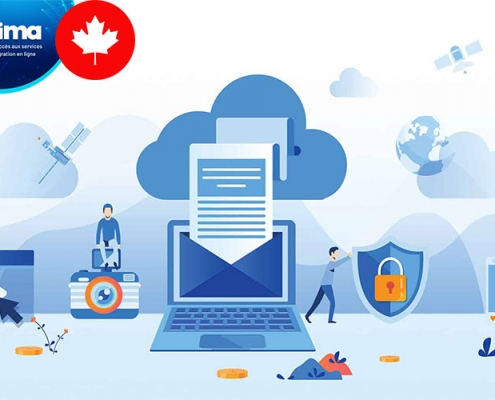 ارسال آنلاین مدارک دانشجوهای خارجی کبک کانادا