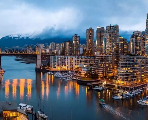 برگزاری دوره جدید پذیرش بریتیش کلمبیا در کانادا