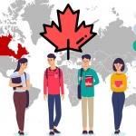 دانشجوهای خارجی کانادا از کدام کشورها هستند