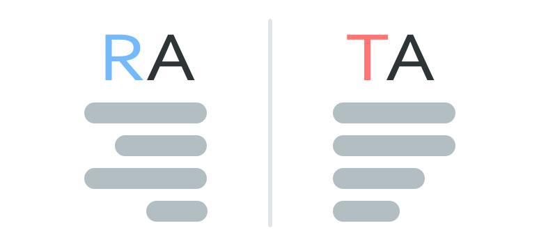 تفاوت کمکهزینههای تحصیلی RA و TA