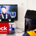 جشن فارغالتحصیلی مجازی در دانشگاه براک کانادا