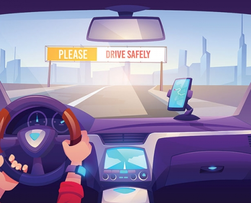 رانندگی در کانادا