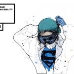 کرونا پرترهها در کالج هنر انتاریوی کانادا