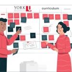 رونمایی از برنامه آموزشی دانشگاه یورک کانادا