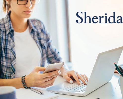 توسعه آموزش آنلاین در کالج شریدان
