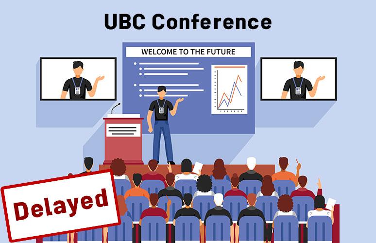 تعویق همایش آموزشی دانشگاه بریتیش کلمبیای کانادا