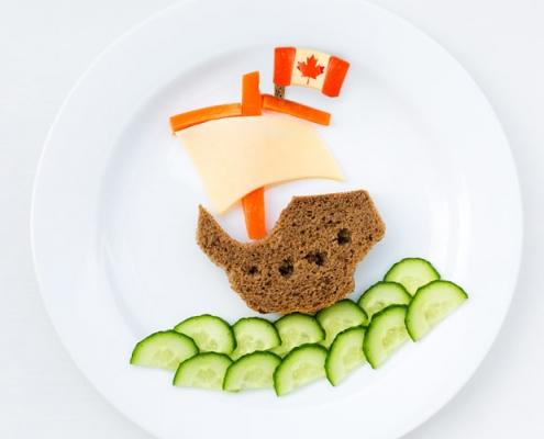 رستوران های کانادا