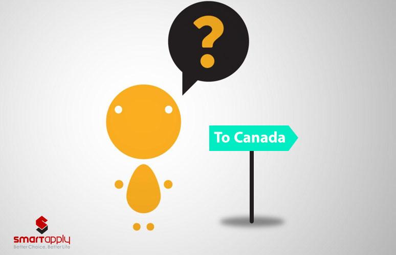 اقدامات قبل از ورود به کانادا
