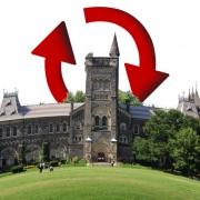 تغییر رشته و محل تحصیل در کانادا