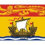 پرچم نیوبرانزویک