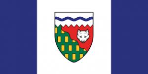 پرچم قلمروهای شمالی کانادا