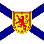پرچم نوااسکوشیا