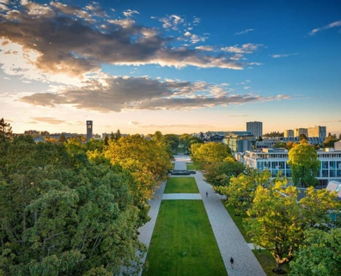 دانشگاه های کانادا برای اپلای -رتبه بندی دانشگاه های کانادا