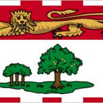 پرچم جزیره پرنس ادوارد