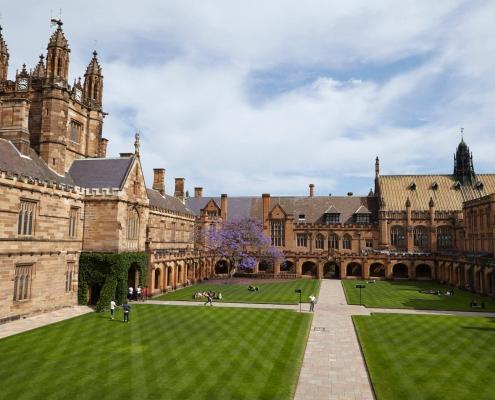 برترین دانشگاه های استرالیا - دانشگاه های برتر استرالیا
